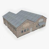 Industrial Building 13