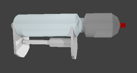 co2 soda launcher 3D