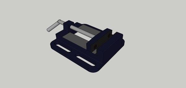 3D prensa press drill