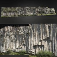 Rock scanned 3d model