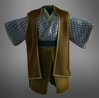 Samurai kimono