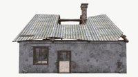 An old house c