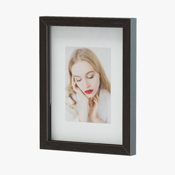 3D model wall picture frame