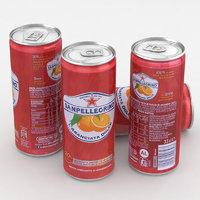 Beverage San Pellegrino Aranciata Dolce 330ml Tall