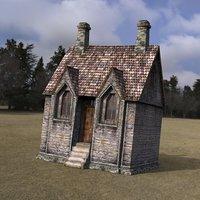 3D mariners chapel daz studio