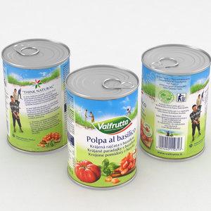 3D food tomato pomodoro