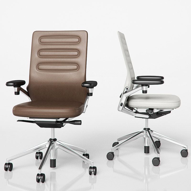 vitra office chair 3D model