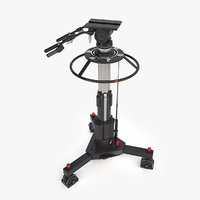 TV Camera Pedestal