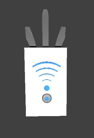 3D signal booster model