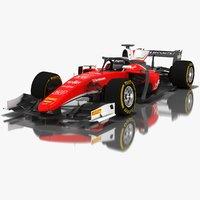 3D charouz racing formula 2