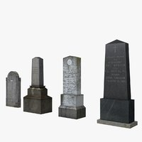 tombstones 1 model
