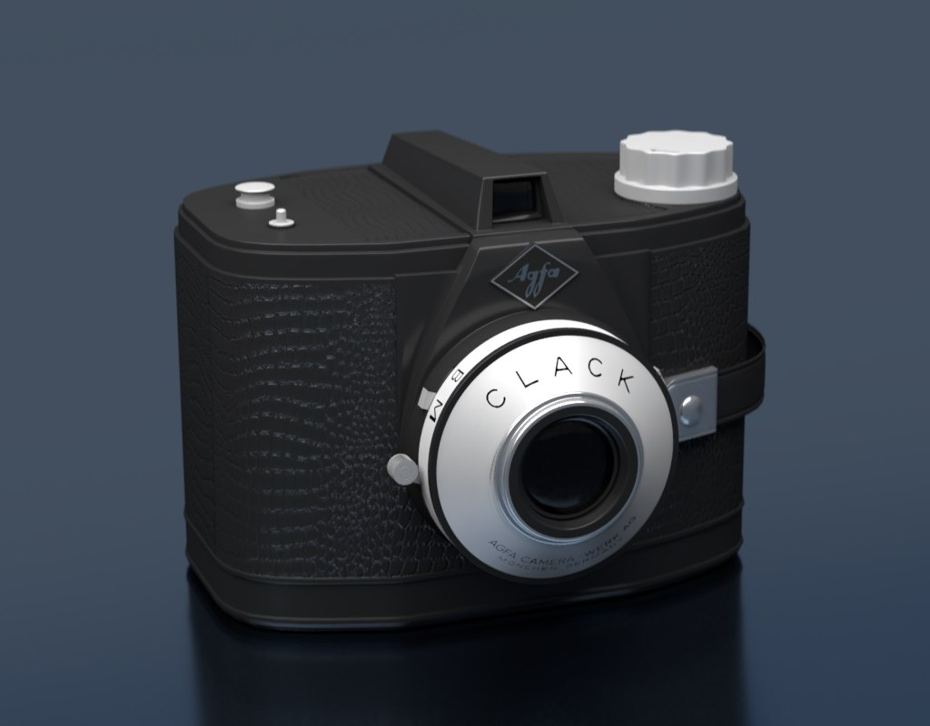 agfa clack camera model