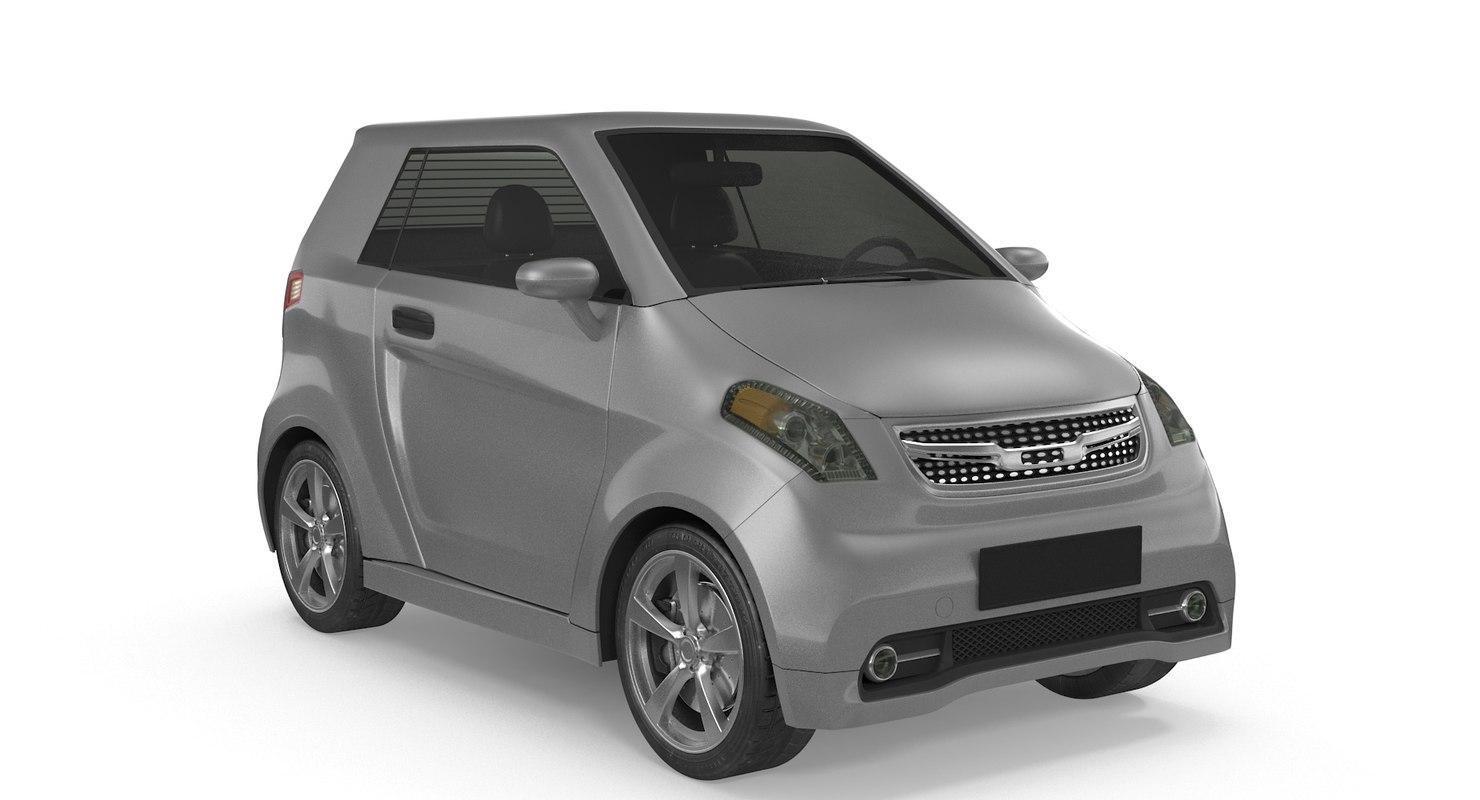generic smart car m model