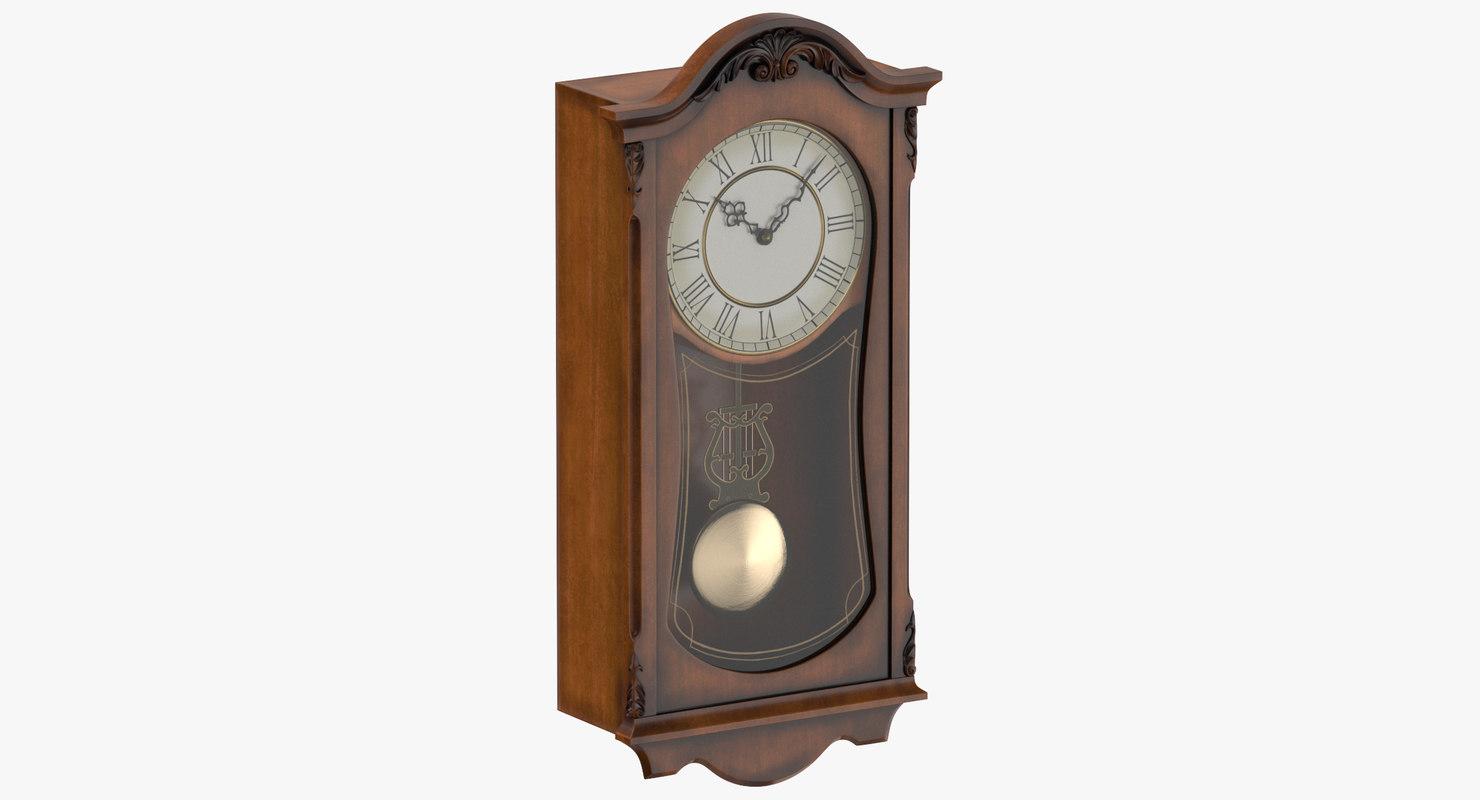 3D classical clock
