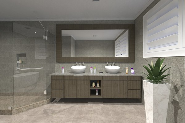 bathroom design model