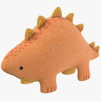 Stuffed Dinosaur