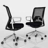 Vitra ID Mesh Swivel Chair by Antonio Citterio