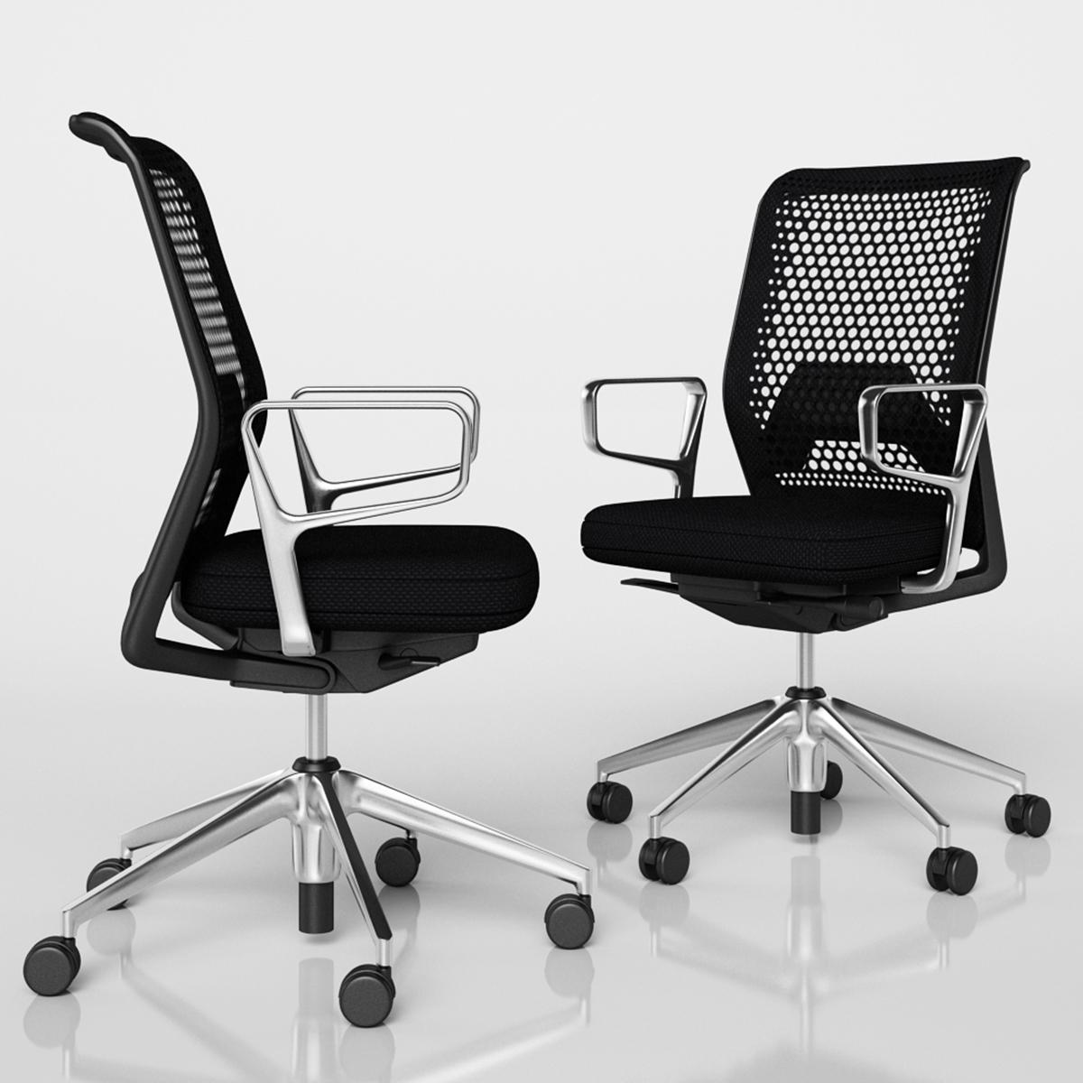 Phenomenal Vitra Id Mesh Swivel Chair By Antonio Citterio Gamerscity Chair Design For Home Gamerscityorg