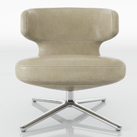 3D model vitra chair