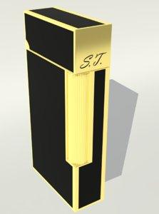 3D lighter dupont