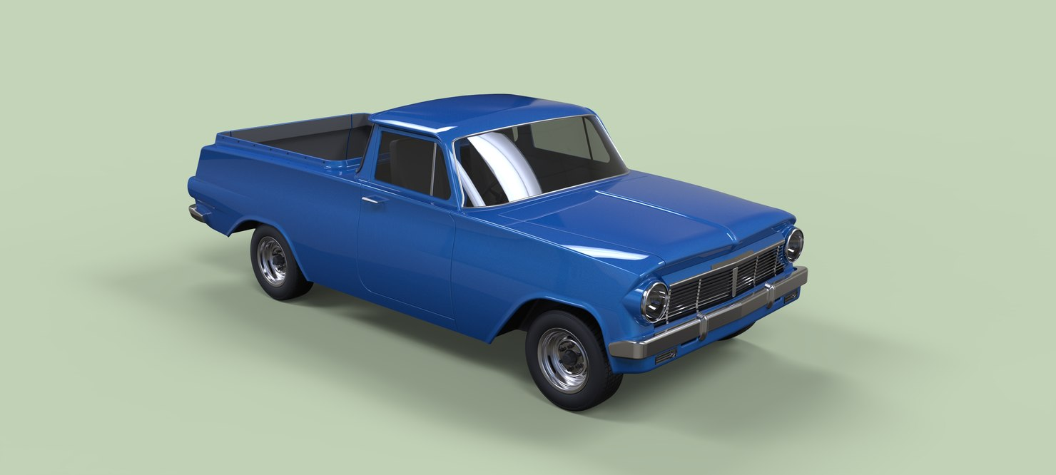Toy Car Utes