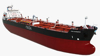chemical tanker yasa marmaris 3D