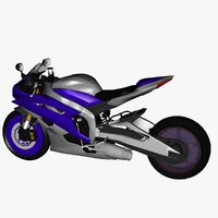 vehicles yamaha grt yzf r6 model