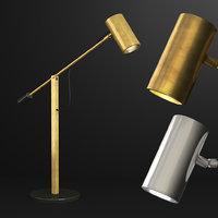 champeaux table lamp 76390017 3D