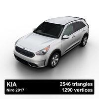 2017 kia niro model