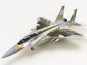 3D f-15 f 15