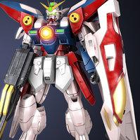 3D model gundam zero wing