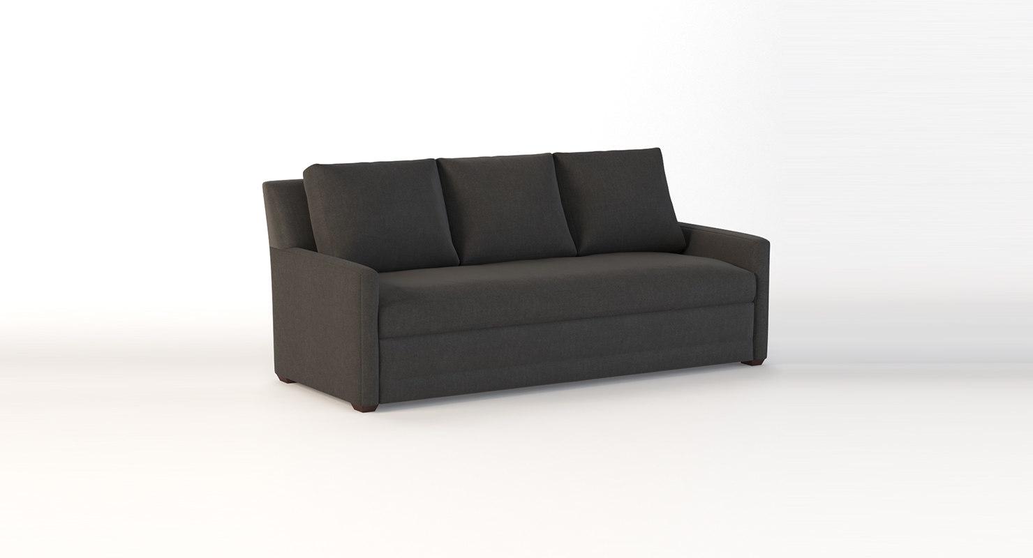 3D seating cb2 model