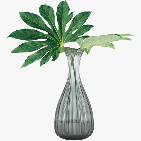 tropical leaves model
