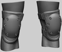 Knee Pad BlackHawk