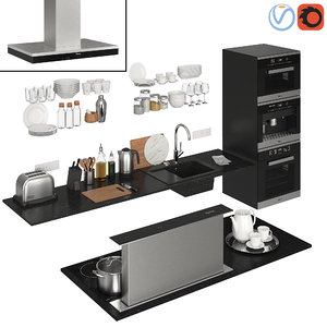decor kitchen island model