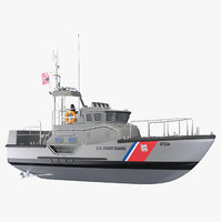 U.S. COAST GUARD  Life Boat