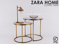 zara home - able 3D