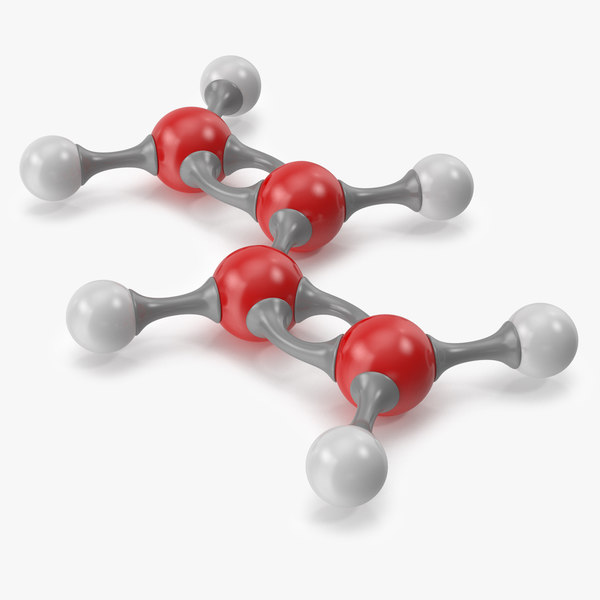 butadiene molecular 3D model