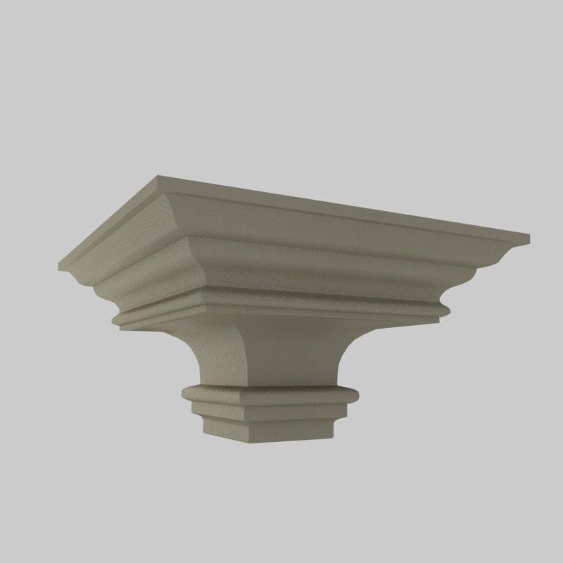 3D designs walls 90 model