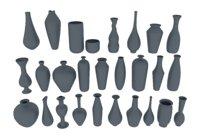 27 simple vase 3D model