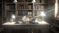 library interior model