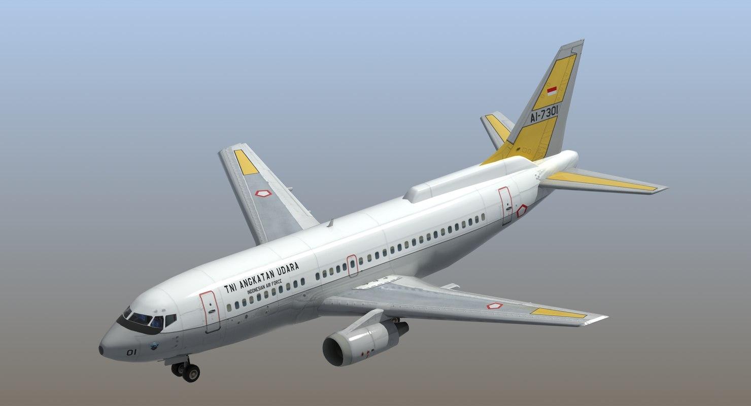 surveiller aircraft 3D model