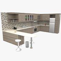 3D mixer refrigerator tea