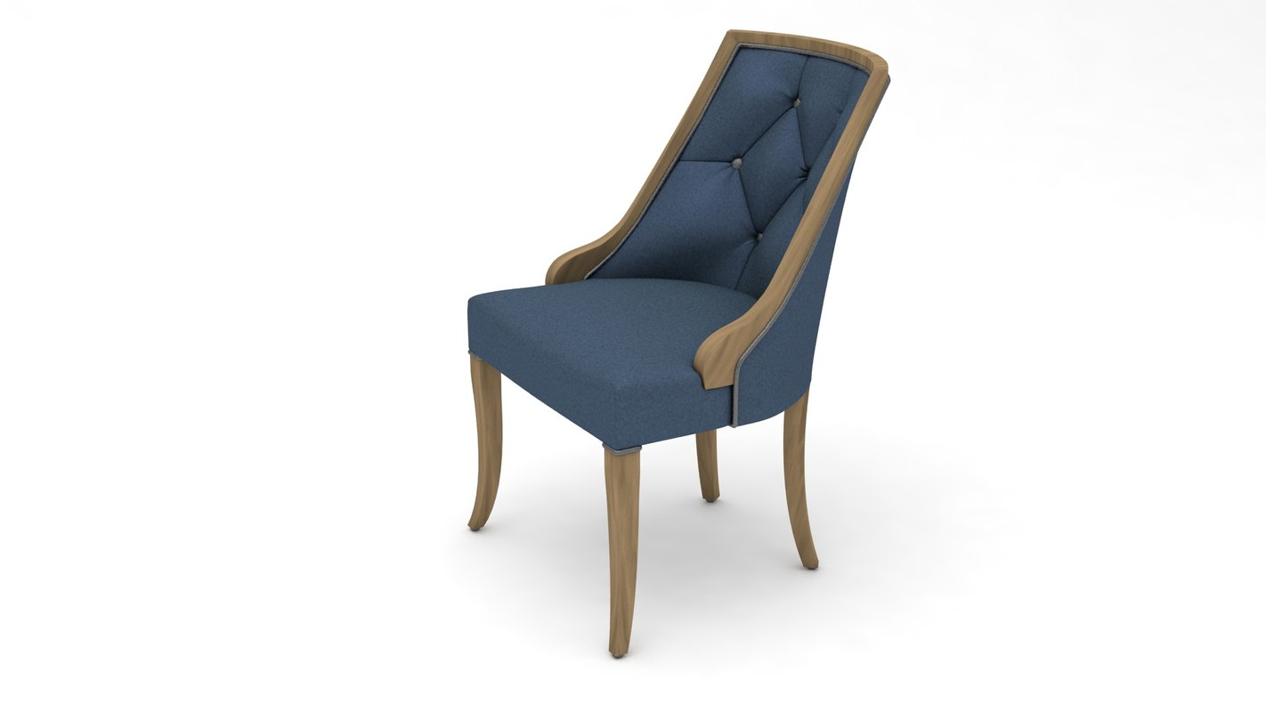 chair q1 3D model