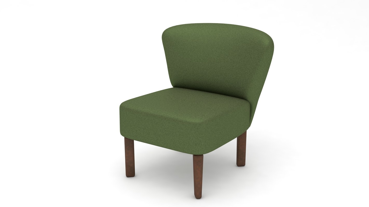 chair w1 3D model