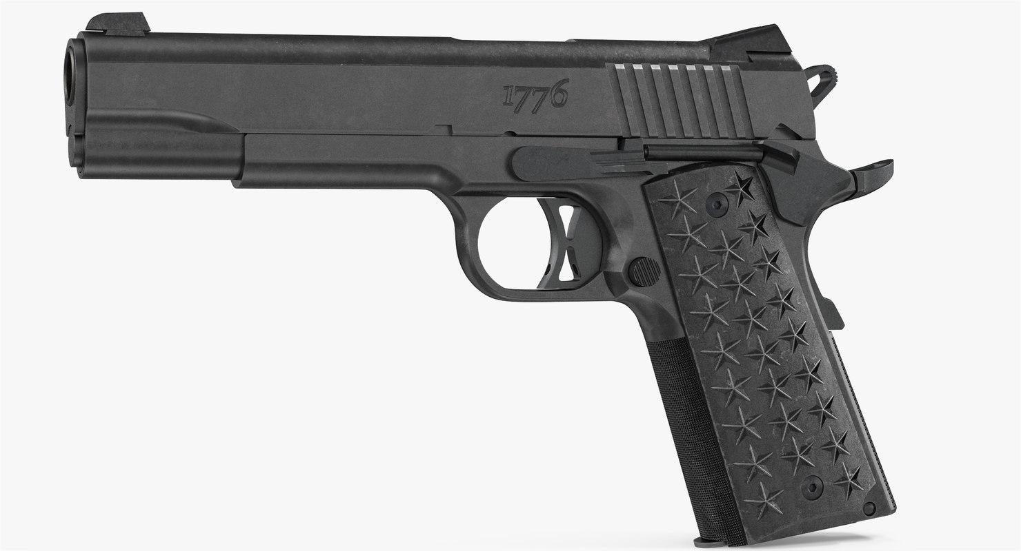 3D gun sig sauer 1911t