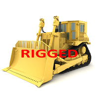 Rigged Bulldozer