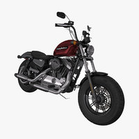 sportster forty-eight 2018 3D model