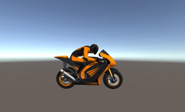 racing bikes model