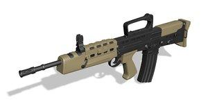 l85a2 3D model